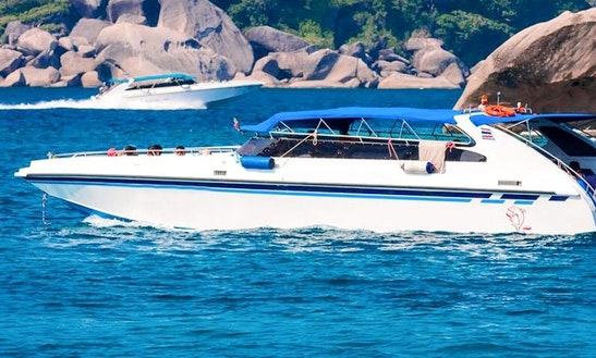 Go Andaman (speedboat)