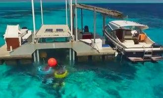 Underwater Scooter Adventure In Bora Bora, French Polynesia