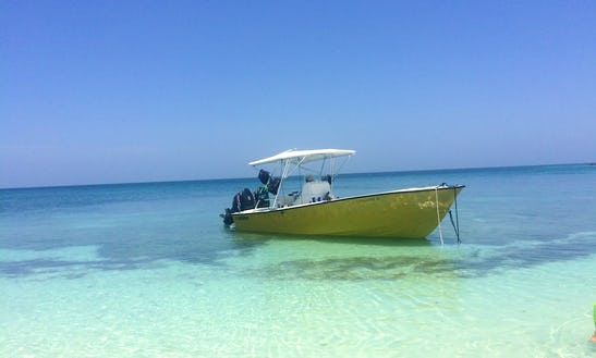 Center Console Rental In Barranquilla, Colombia For Up To 12 Guests