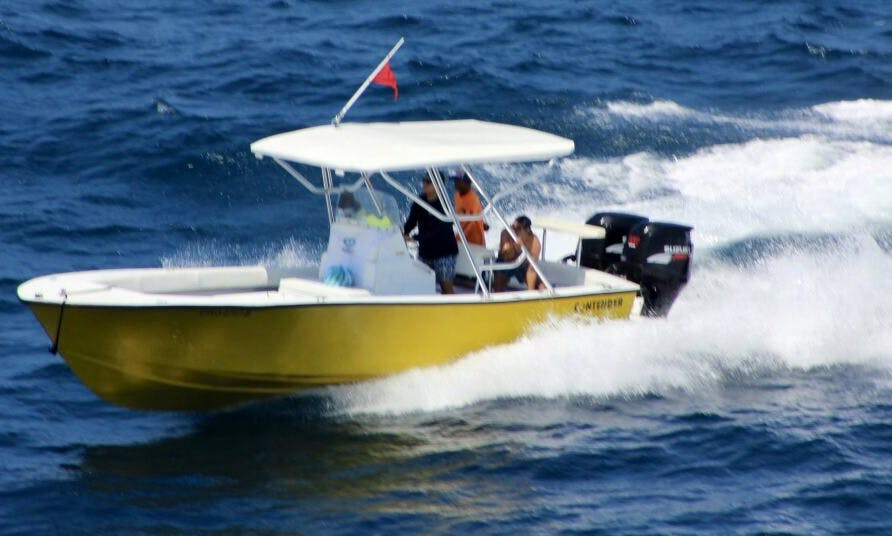 Rent this Center Console Boat in Barranquilla, Colombia
