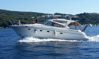 Charter 35' Jeanneau Prestige Motor Yacht In Komolac, Croatia