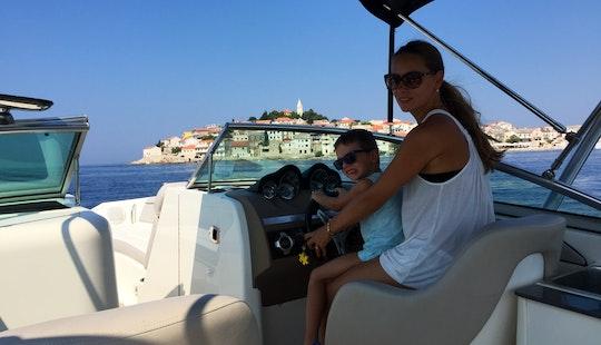 Deck Boat Rental In Split