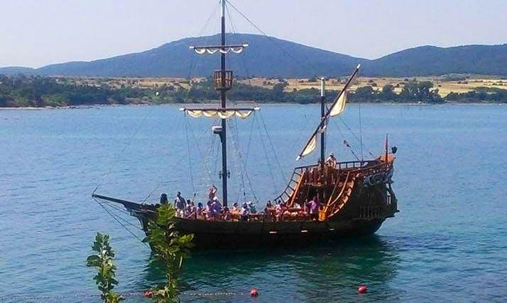 Charter Esmeralda Gulet in Burgas, Bulgaria