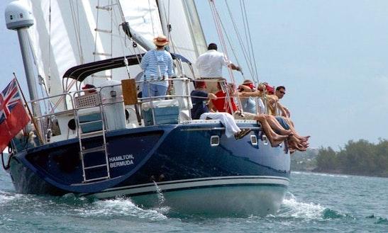 55ft Tayana Yacht Charter In Hamilton, Bermuda