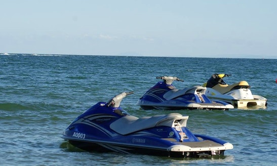 Rent A Jet Ski In Burgas, Bulgaria