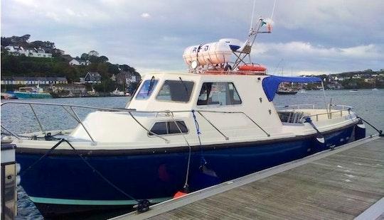 38' Yacht Charter In Kinsale