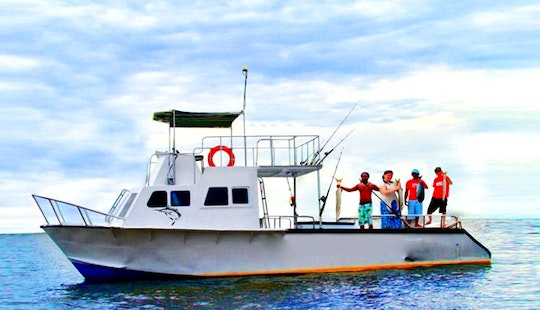 Deep Sea Fishing Charter In Bentota