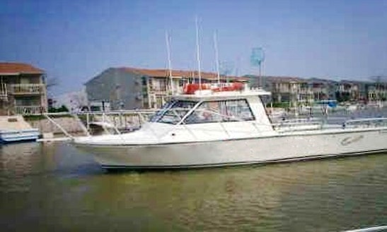30' Island Hopper Fishing Charter In Oak Harbor