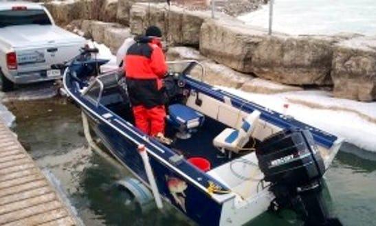 Salmon Fishing Charter On Lake Ontario And The Niagara River With Captain John