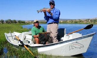 Experience Unforgettable Fishing in Casper, Wyoming on a Raw Boat