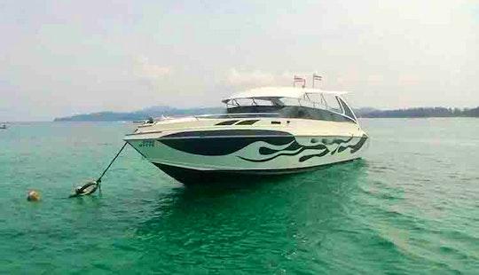 Charter Sakeena Motor Yacht In Chang Wat, Thailand