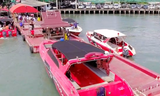 Chang Wat Rayong Boat Charter - Captains Included