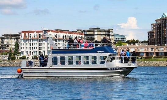 50' Power Catamaran Charter In Victoria,canada