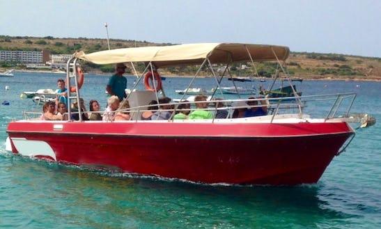 Power Boat Hire In Malta