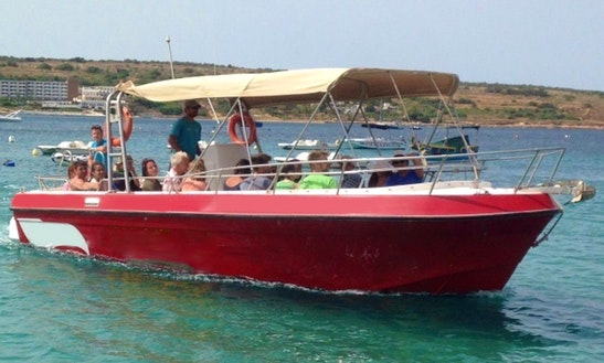 Power Boat Hire In Malta