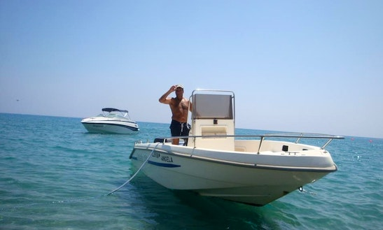Charter Angela Center Console In Limassol, Cyprus