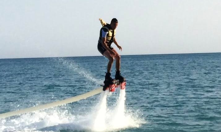 Pissouri Bay Flyboarding Ride Ready To Book!