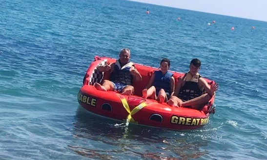 Enjoy Tubing In Pissouri, Cyprus