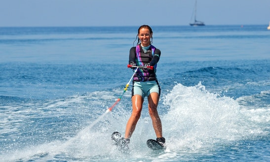 Enjoy Water Skiing In Limassol, Cyprus