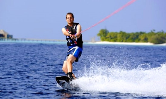 Enjoy Wakeboarding In Limassol, Cyprus