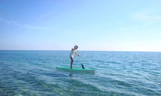 1-hour Stand-up Paddle Board Rental In Limassol, Cyprus