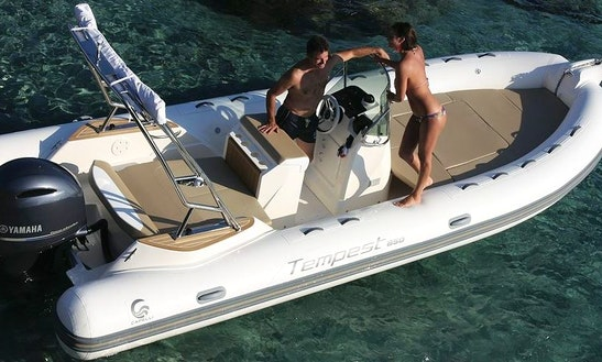 Rent The Capelli Tempest 650 For 9 Person In France