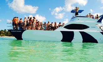 VIP Party Boat - Snorked - Natural Pool in Punta Cana