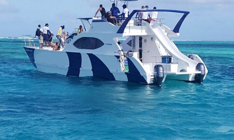 Power Mega YachtCharter  in Punta Cana