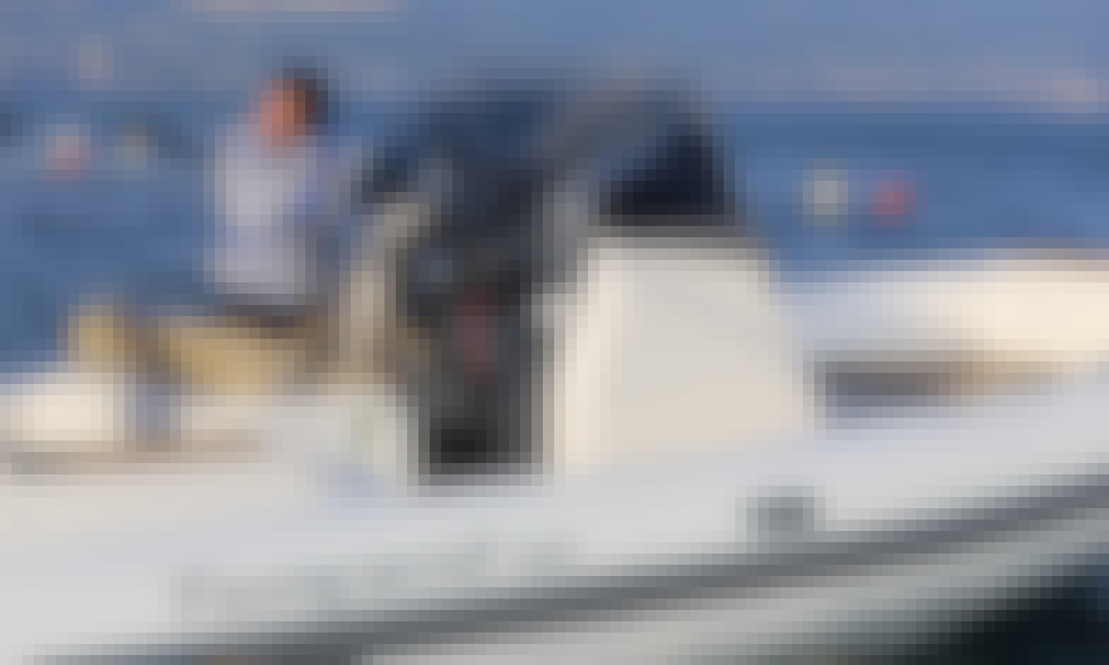 Hire this Capelli TE 800 RIB Boat + Suzuki 350 Engine in Zadar, Croatia