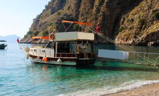 Volkan 6 Boat Tours In Muğla