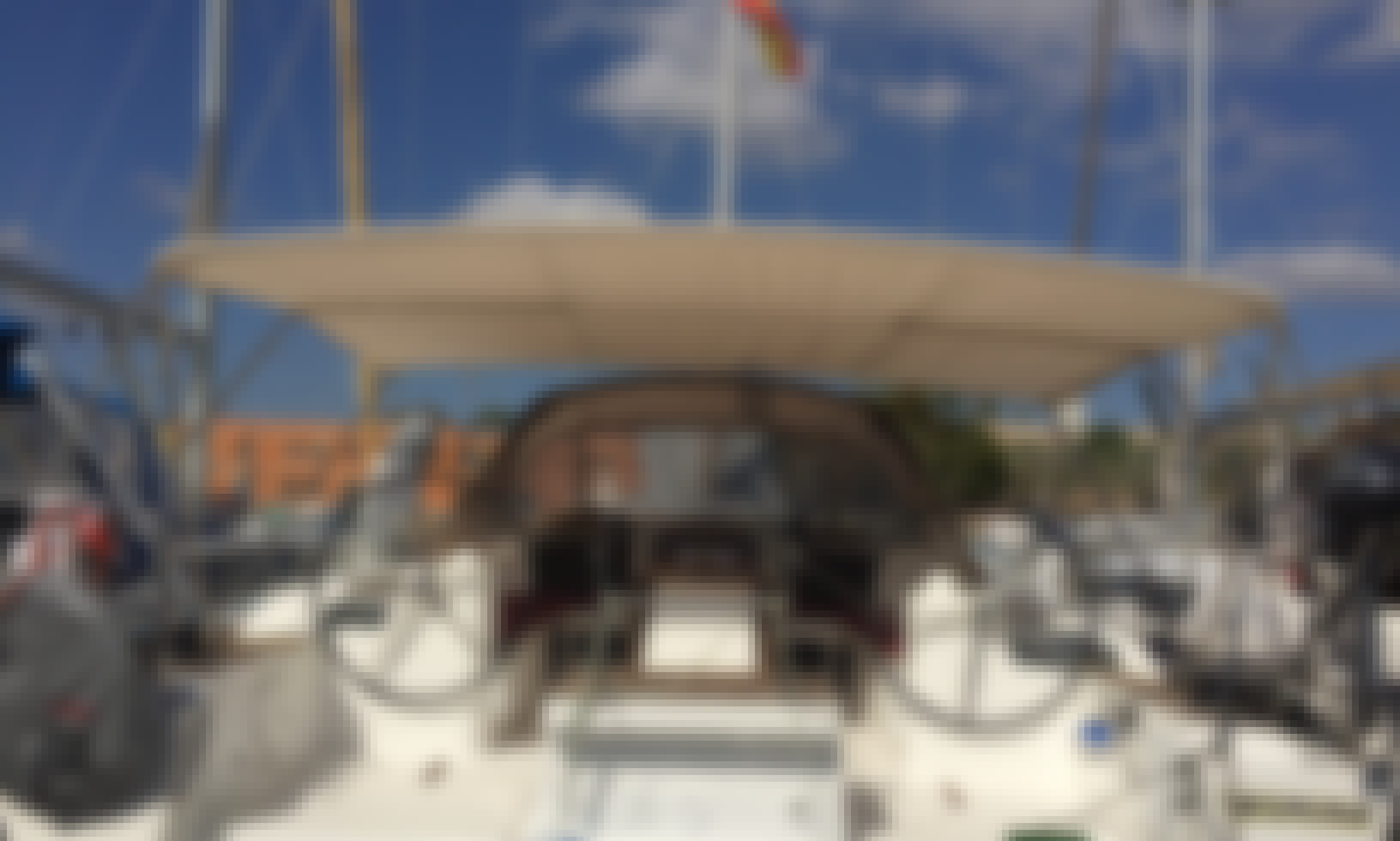 Explore Palma, Balears on Dufour 512 Grand Large Cruising Monohull