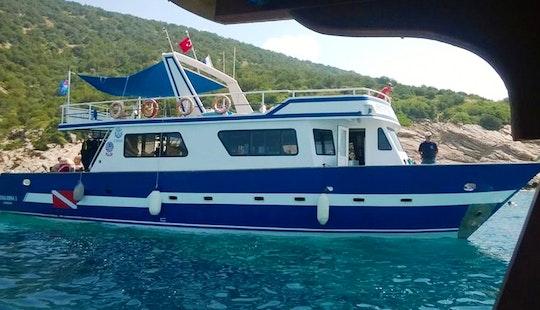 Thalassa I Boat Diving Trips In Muğla
