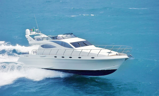 Charter 53' Dc-16 - Shine Power Mega Yacht In Liscia Di Vacca, Italy