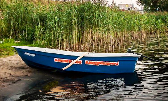 Rent A Dinghy For A Day In Rīga