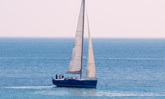 Charter 47' Ladies F1rst Cruising Monohull In Savona, Italy
