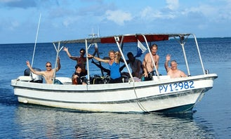 Diving Trips in Huahine-Iti, French Polynesia