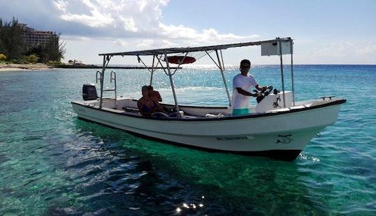Book A Dive Boat In San Miguel, Mexico
