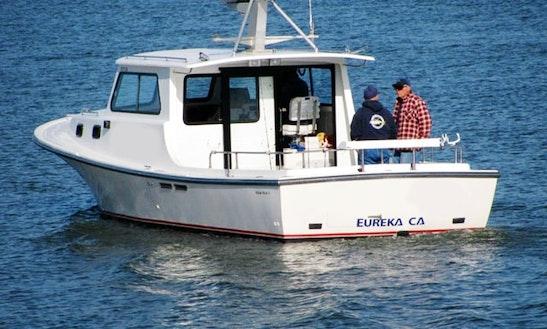 36' Sport Fishing Charter In Eureka