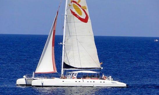 Charter A Cruising Catamaran In Ciutadella De Menorca, Spain