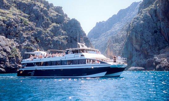 'j. Capapuig' Catamaran Charter & Trips In Port De Sóller