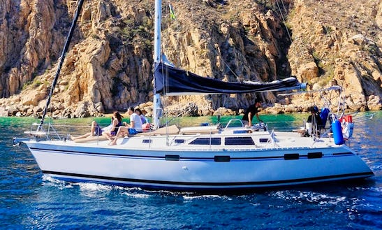 Enjoy Cabo San Lucas, Mexico On 38ft