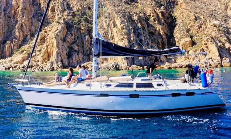 "Enjoy Cabo San Lucas, Mexico On 38ft ""Liberty"" Sailing Yacht"