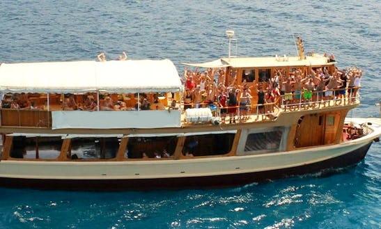 Passenger Boat Rental In Palma De Mallorca