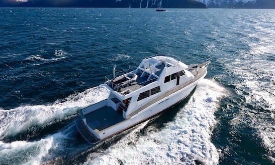 Overnight Fishing And Adventure Yacht