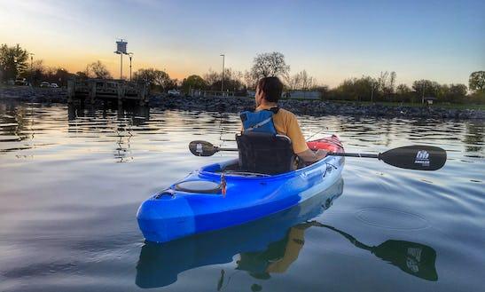 Kayak Rentals In Finger Lakes Region