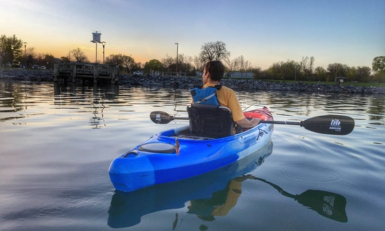 Kayak Rentals In Finger Lakes Region