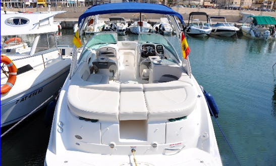 Charter On Chaparral 256 In Can Pastilla