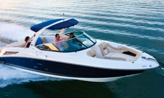 Charter On Sea Ray 290 In Can Pastilla