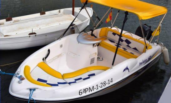 Charter On Fibrafort Twister In Can Pastilla