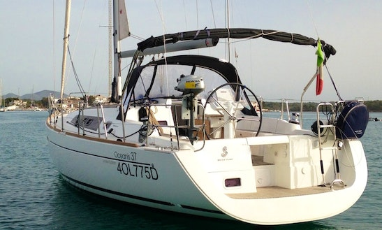 Cruising Monohull Rental In Portocolom